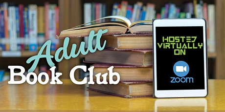 Virtual Adult Book Club tickets