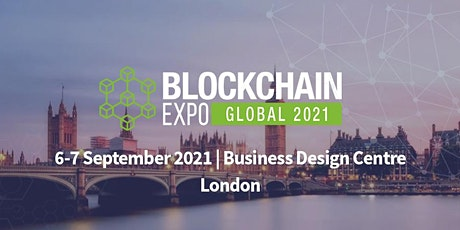 Blockchain Expo Global 2021 tickets