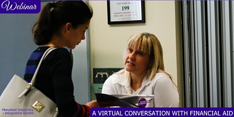 A Virtual Conversation with Financial Aid tickets