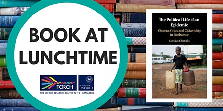 Book at Lunchtime: The Political Life of an Epidemic tickets