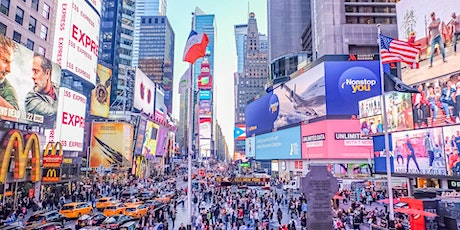 The Heart of NYC – Times Square tickets