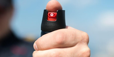 OC - Pepper Spray Course for Civilians and Security Officers tickets