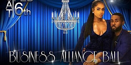 Business Alliance Ball tickets