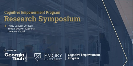 Cognitive Empowerment Program Research Symposium tickets