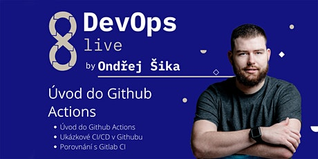 Úvod do Github Actions tickets