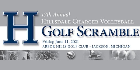 17th Annual Hillsdale Charger Volleyball Golf Scramble tickets