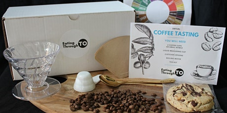 Virtual Single Origin Coffee Tasting with Eating Through TO tickets