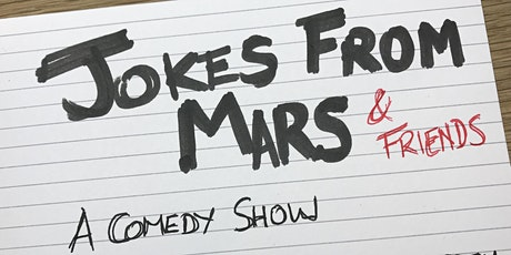 Jokes From Mars tickets