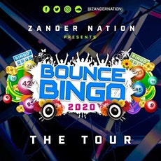 Zander Nation's Bounce Bingo featuring Dj Sparkos at the Mecca Glasgow Quay tickets
