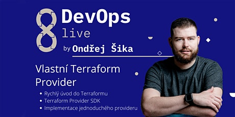 DevOps live: Vlastní Terraform Provider tickets