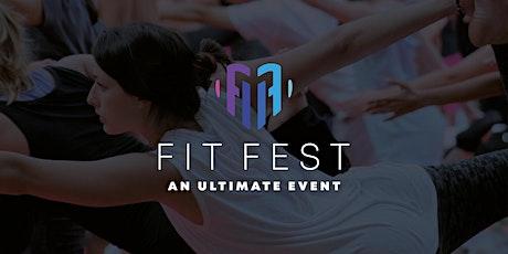 FitFest 2022 Shrewsbury tickets