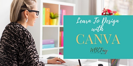 CANVA Part 1: Learn To Design With CANVA tickets