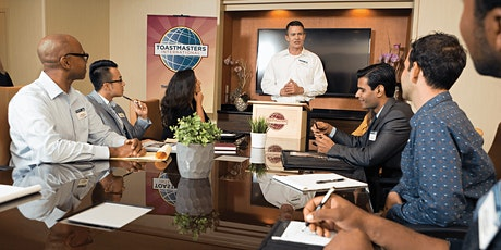 Eloquent Leaders Toastmasters Meeting tickets