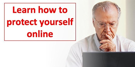 Internet Safety For Seniors Webinar (FREE) tickets