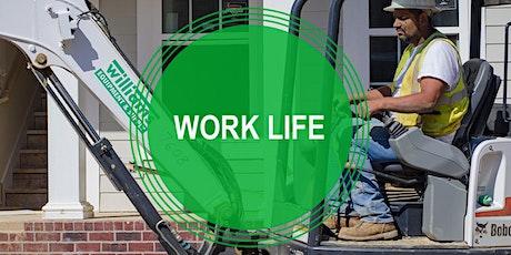 Work Life Fresno Facilitator Certification tickets