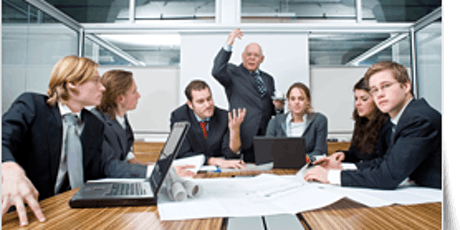 Dealing With Difficult People in the Workplace -Online Instructor-led tickets