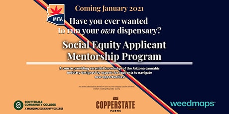 Social Equity Mentorship Educational Series tickets