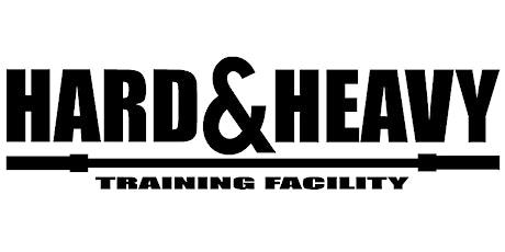 Hard&Heavy's IRON HUSTLE tickets