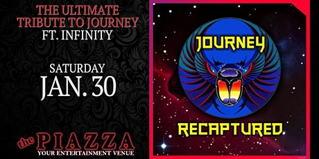 Journey Tribute - Recaptured tickets