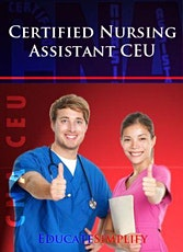 CNA Renewal CEU tickets