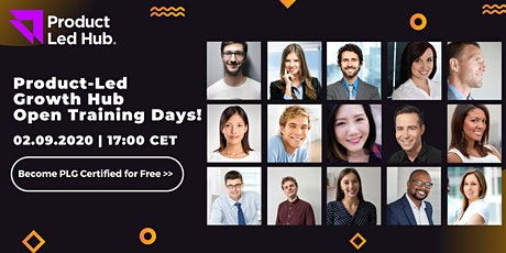 Product-Led Growth Hub Open Training Days! tickets