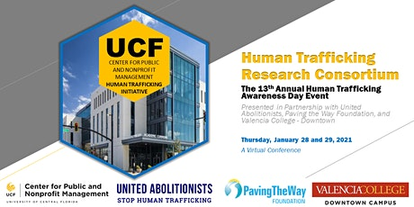 CPNM Human Trafficking Research Consortium tickets
