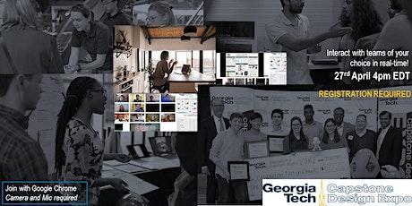 Spring 2021 Georgia Tech Capstone Design Virtual Expo tickets