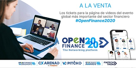 OPENFINANCE 2020 tickets