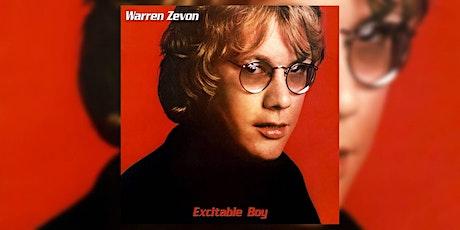 "Rochmon Record Club: Warren Zevon – ""Excitable Boy"" tickets"