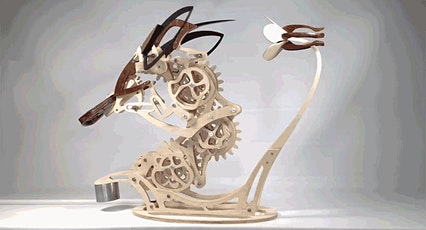 Introduction course to laser cutting [1month membership included*] tickets