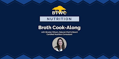 Broth Cook-Along tickets