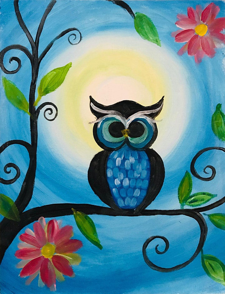 Paint Night in Belfield image