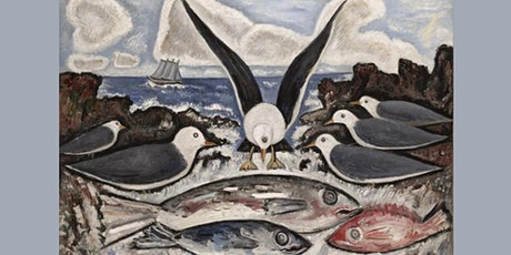 Virtual Lecture: Marsden Hartley: Painter of Birds tickets