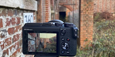 Photowalk at Fort Cumberland, Portsmouth tickets