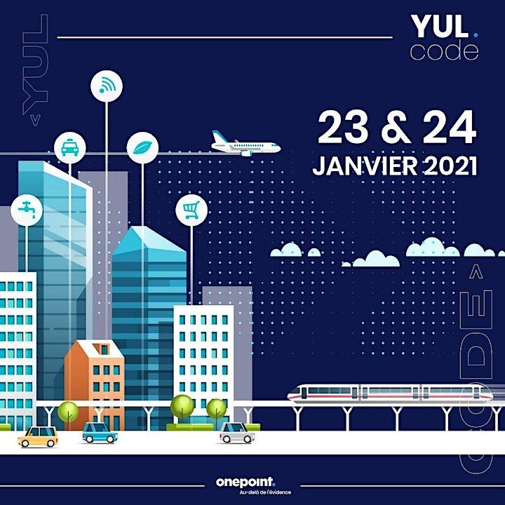 Image de YUL.code - 2e Édition