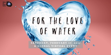 For the Love of Water | A Global Virtual Event tickets