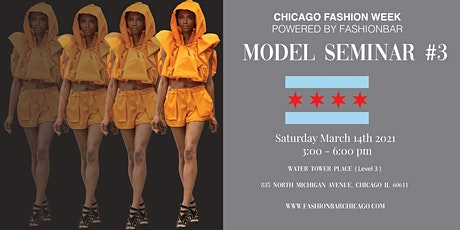 Model Seminar - WALKING CLASS  3rd Session FOR 2021! tickets