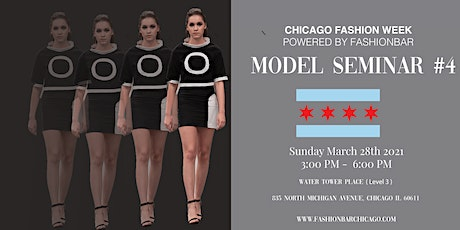 Model Seminar - WALKING CLASS  4th Session FOR 2021! tickets