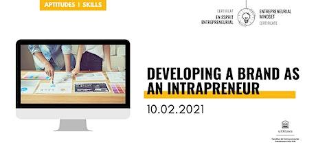 EMC: Developing an Intrapreneurial Brand tickets