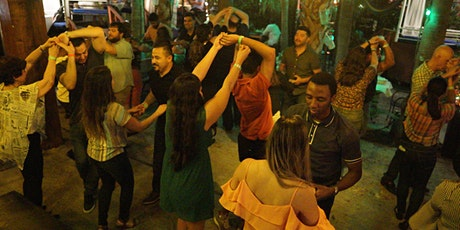 "Sunday Funday ""Merengue"" Practica Social @ El Pueblito Patio 01/31 tickets"