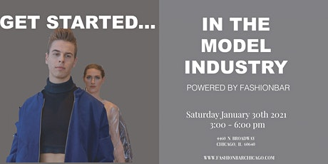 FashionBar - Starting in the Model Industry  - February Edition tickets