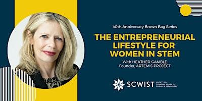 Der unternehmerische Lebensstil für Frauen im MINT