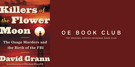 OE Book Club | Killers of the Flower Moon tickets