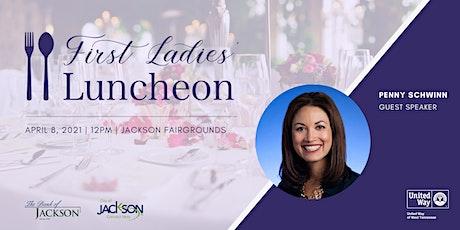 First Ladies Luncheon 2021 tickets