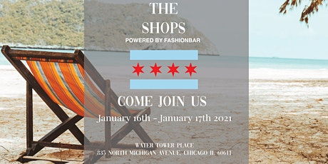 VEND @ The Shops!  January Pop-up! 2021 tickets