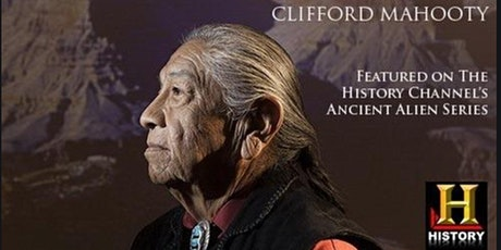 2021 Prophecy and Wisdom Evening with Clifford Mahooty tickets