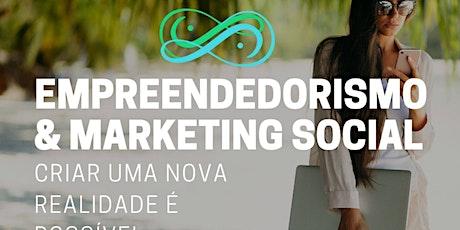 Curso Marketing e Empreendorismo Social bilhetes