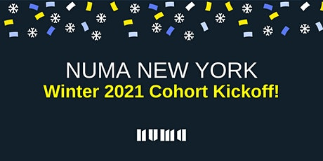 NUMA Winter 2021 Cohort Kickoff! tickets