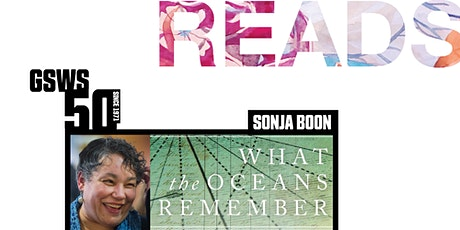 GSWS Reads - Sonja Boon tickets