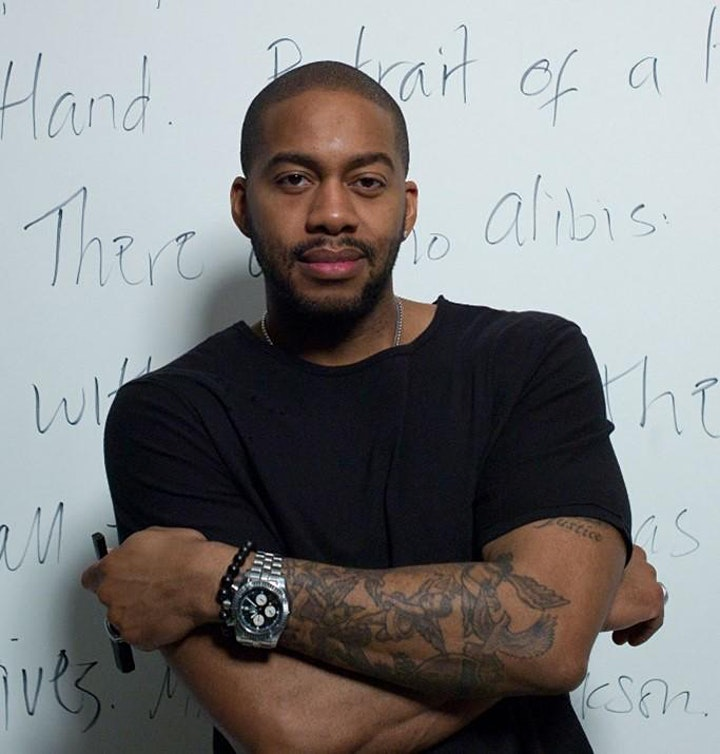 Bookable-Space African-American Lit-Literary Salon: Mitchell S. Jackson image